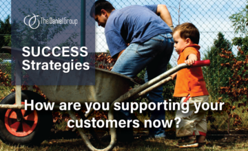 how are you supporting customers