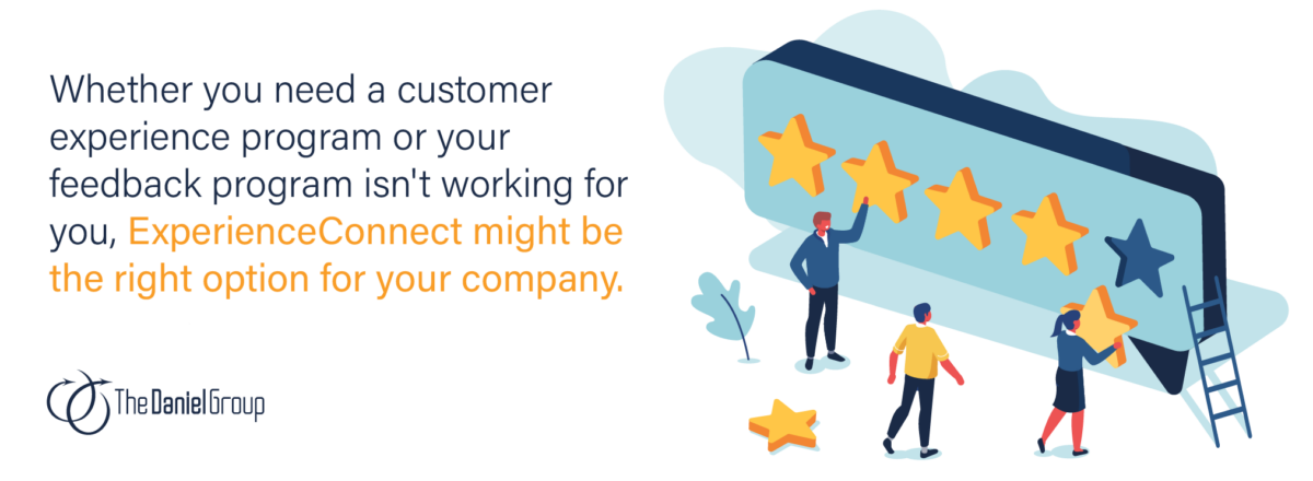 Transportation and Logistics Customer Feedback: Whether you need a customer experience program or your feedback program isn't working for you, ExperienceConnect might be the right option for your company.