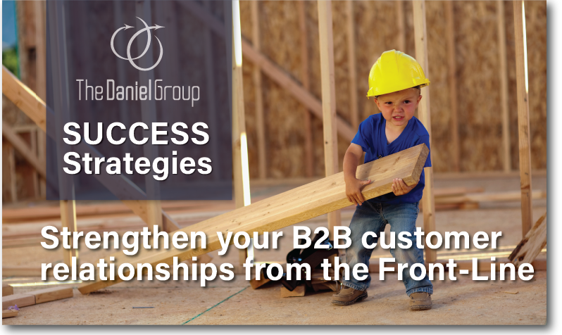 Customer Experience Success Strategies: Strengthen your B2B customer relationships from the front-line