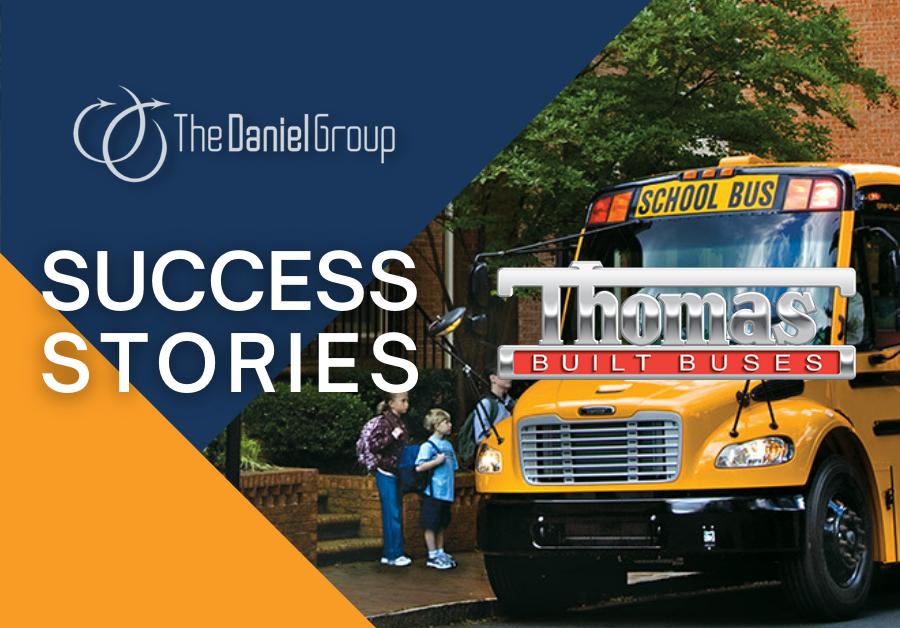 CX Success Stories - Thomas Built Buses