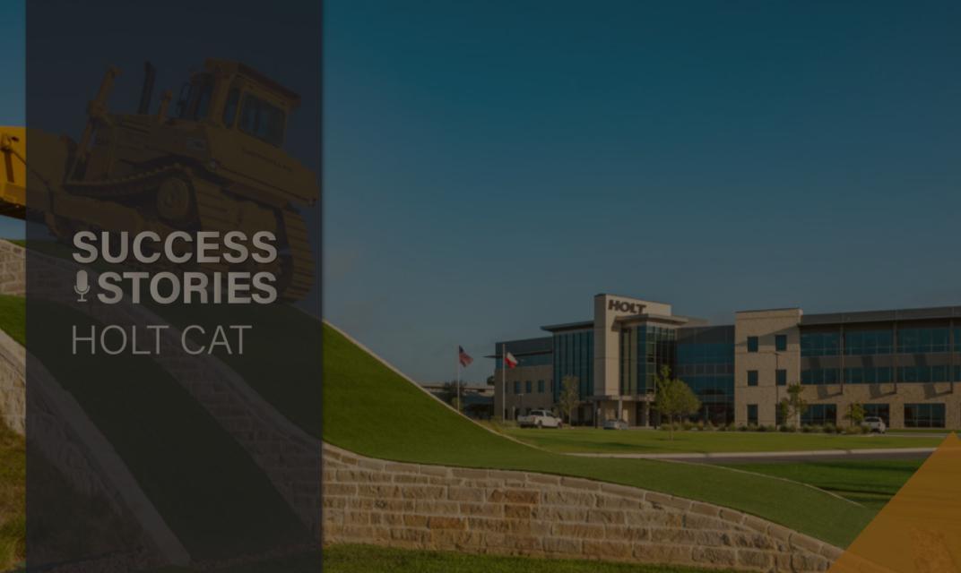 CX Success Story HOLT CAT