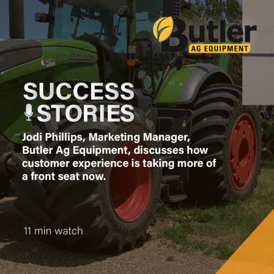 Customer Feedback Success Stories: Butler Ag Equipment