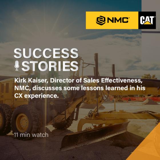 Customer Feedback Success Stories: Nebraska Machinery Company